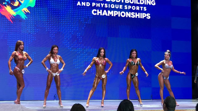 Asia's Female Bodybuilders