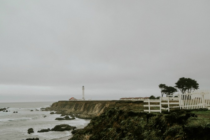 things to do along the northern california coast visit a lighthouse