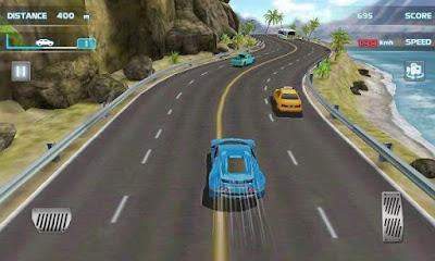 Turbo Car Racing 3D Apk Screenshot 1