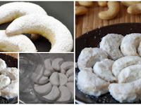 Resep Bikin Kue Salju Lembut dan Renyah Lumer Di Mulut