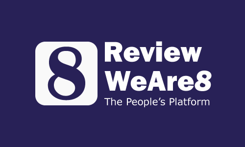 Review WeAre8