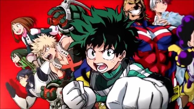 Boku no Hero Academia Chapter 325