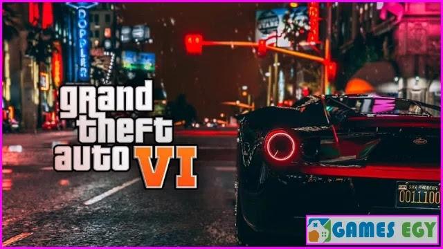 تحميل لعبة جاتا الجديدة GTA VI