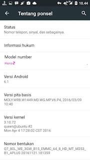 Stockrom AP PLUS for Asus Zenfone Go ZC500TG / Z00VD