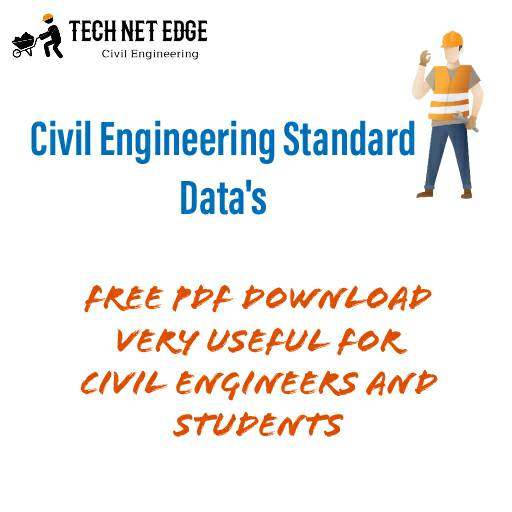 [PDF]Download Civil engineering Standard Data values Handbook and General building specification book