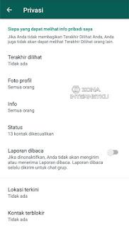 Tips Mudah Untuk Terlihat Offline Di Whatsapp 2