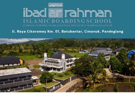 Lowongan Kerja Staff, Web Programer dan Bagian Pembelian Ponpes Ibad Ar Rahman Boarding School Pandeglang