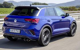 VW T-Roc R: SUV esportivo de 300 cv começa a ser vendido na Europa - preço € 43.995