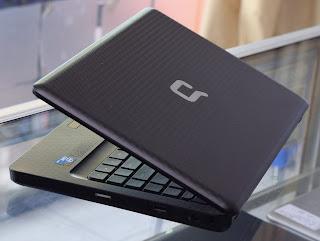 Laptop Compaq CQ42 Core i3 Bekas di Malang