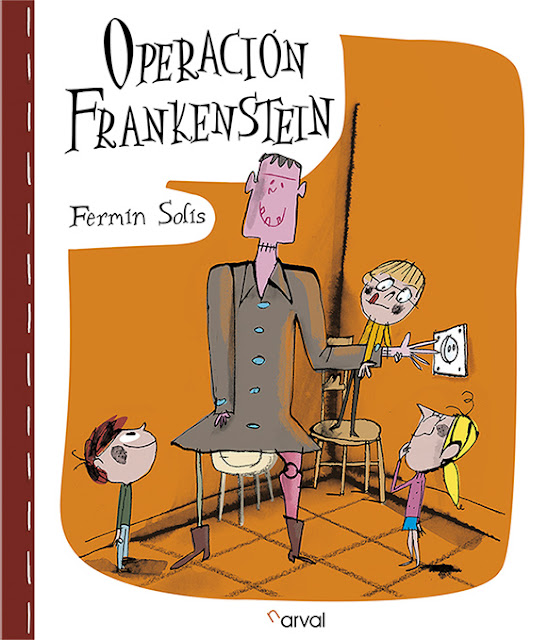 libro para Halloween