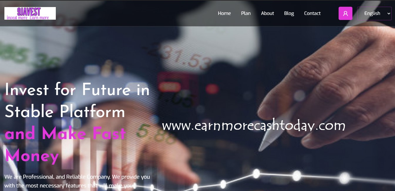 9JAVEST Investment Revew | Scam Or Legit