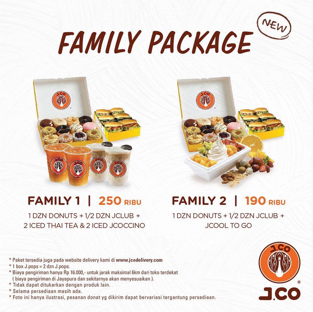 Promo JCO Terbaru Bulan September 2020