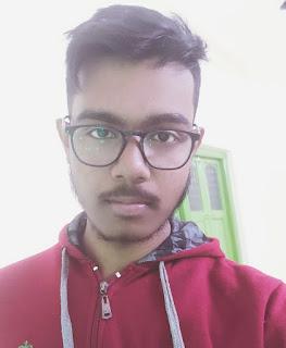Dipanjan Pradhan Blogger