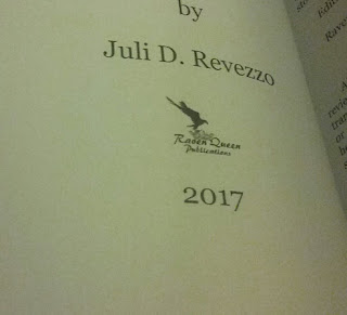 cover page by Juli D. Revezzo