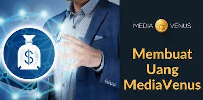Menghasilkan Uang Dari MediaVenus