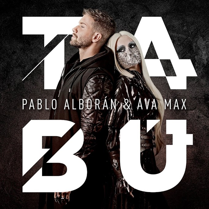 """PABLO ALBORÁN EN COMPAÑÍA DE AVA MAX PRESENTA """"TABÚ"""""""