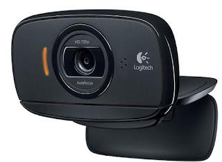 كاميرا ويب Logitech c525