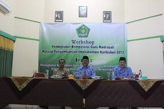 Kompetensi Guru Madrasah Melalui Pengembangan Implementasi Kurikulum 2013