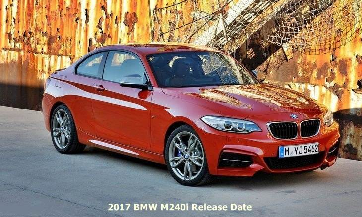 2018 M240i Release Date >> 2017 Bmw M240i Release Date Auto Bmw Review