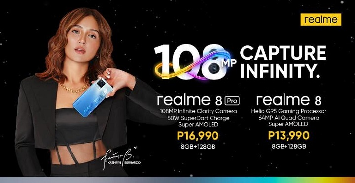 realme 8 Pro, realme 8 launched in the Philippines