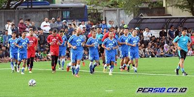 Persib Bandung Latih Tanding di Ciamis Sabtu 21 Januari 2017