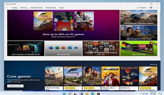 Windows 11 leak reveals new user interface