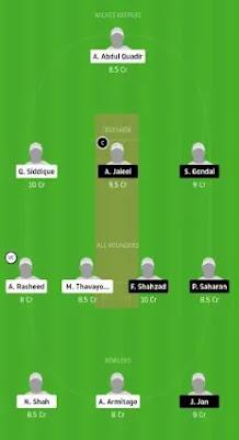 GHG vs SKK Dream11 team prediction | FPL 2020