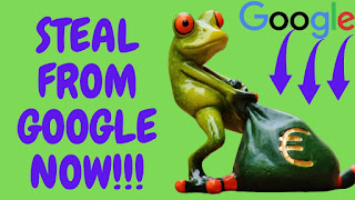 Make money with Google Sites and Google AdSense