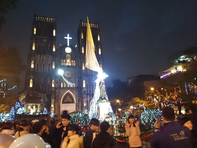 Where to for Christmas in Viet Nam? 1