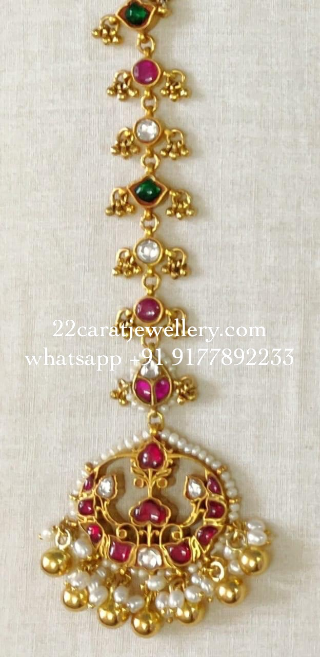 Simple and Attractive 925silver Kundan Sets