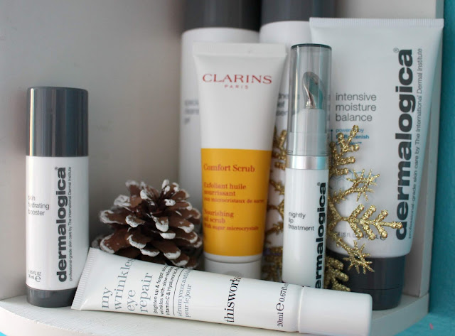 Danielle Levy, winter skincare routine, Dermalogica, Clarins, Lush, beauty blogger, Liverpool blogger, Wirral blogger,