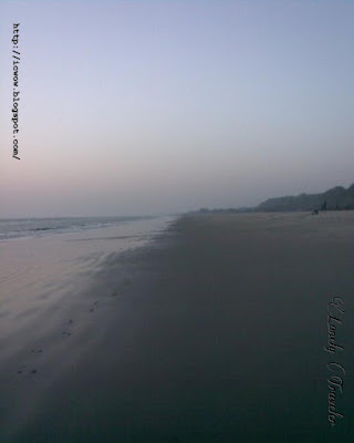 cox's bazar sea beach