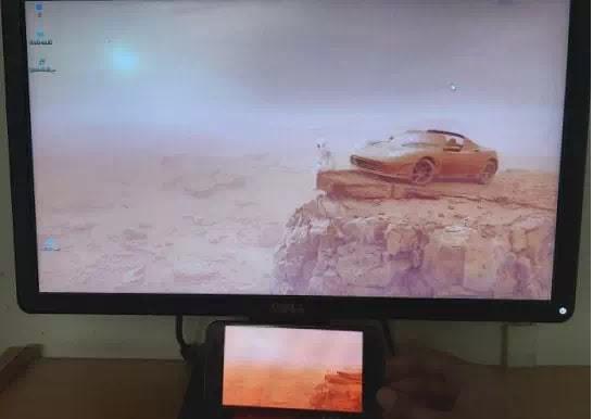 Cara menjadikan hp Android sebagai layar komputer-2