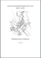 Cover of Shilton Neighbourhood Plan