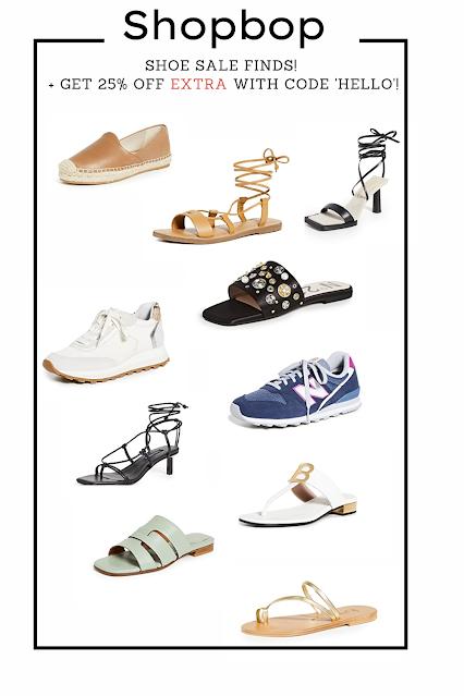 Favorite shoe picks from the Shopbop sale