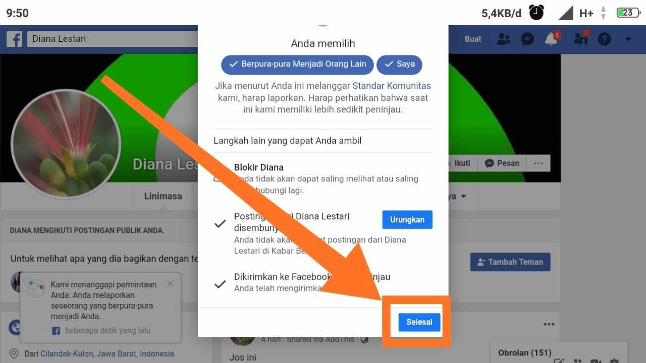 Cara MENGEMBALIKAN akun fb yang di hack via Termux