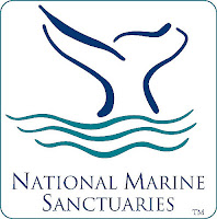 national marine sanctuaries logo