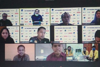 IoT Makers Creation 2020, Kominfo Apresiasi Solusi Lokal di Tengah Pandemi