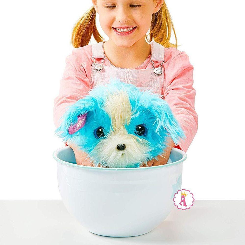 Интерактивный щенок няшка-потеряшка Scruff-a-Luvs Electronic Pet
