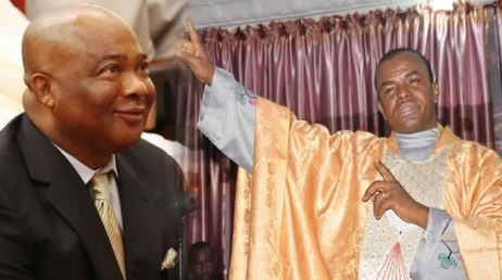 Mbaka prophesies APC candidate, Uzodinma will emerge Imo governor