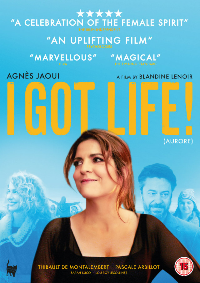 i got life dvd