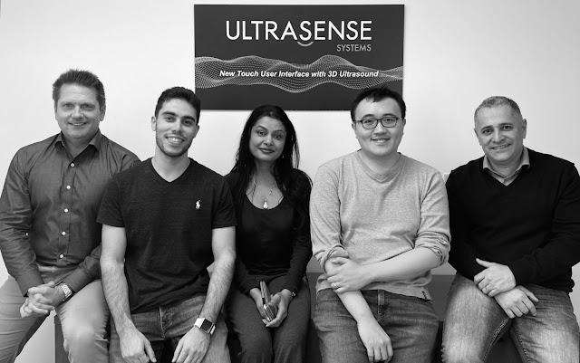 Robert Bosch Venture Capital participa em ronda de investimento de 20 milhões de dólares na UltraSense Systems