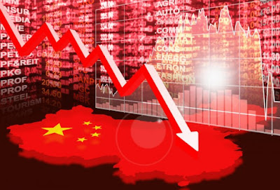 Ekonomi China Anjlok