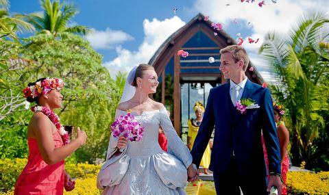 Pernikahan tradisional Swahili Harusi: Ini dia pengantin wanita!