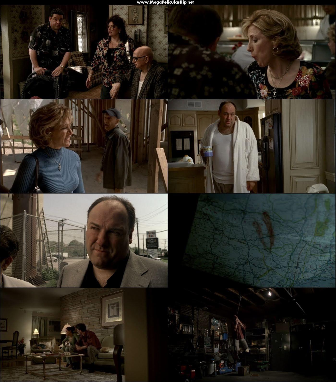 The Sopranos Temporada 6 1080p Latino