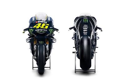 Monster Yamaha MotoGP Team Photos