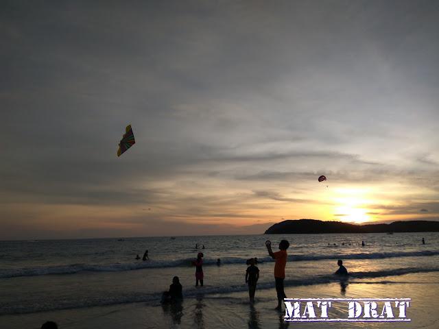 Tempat Menarik di Pantai Cenang
