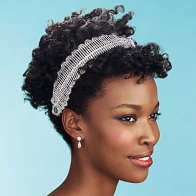 Stupendous Bridal Hairstyles For Black Women For Long Hiar With Veil Half Up Hairstyles For Men Maxibearus