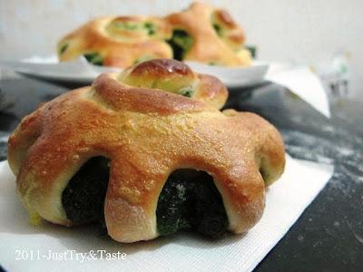 Obsesi Roti 6: Roti Bulat Isi Selai Buah Kiwi JTT