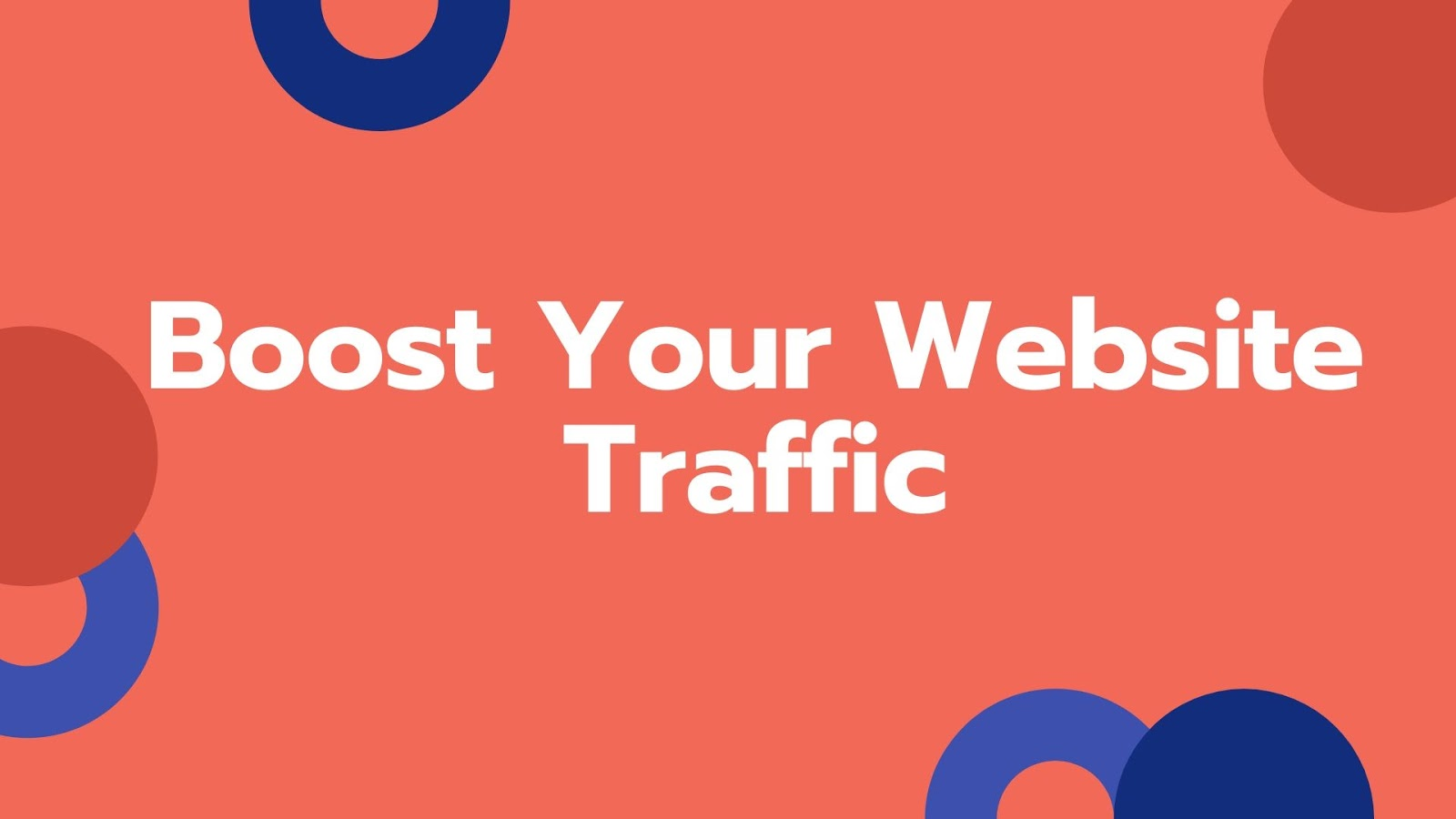 Increase Traffic on Your Website, Attractive Headlines, Keyword Research, Long-Tail Keywords, Guest Blogging,